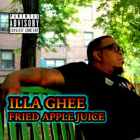 Illa Ghee - Friend Apple Juice
